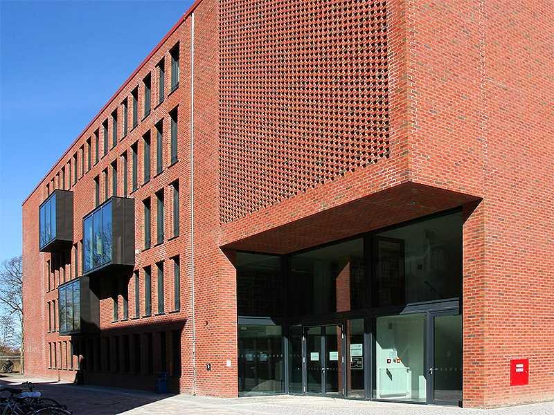 Universitätsbibliothek Greifswald: Bereichsbibliothek, Campus Loefflerstraße
